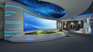 互联网信息展厅