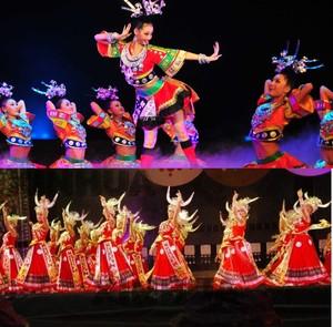 苗族舞蹈《敬酒歌》