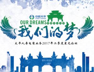 太平人寿电商业务2017二季度星光论坛