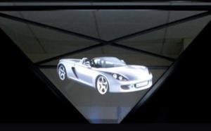 360°全息投影设备